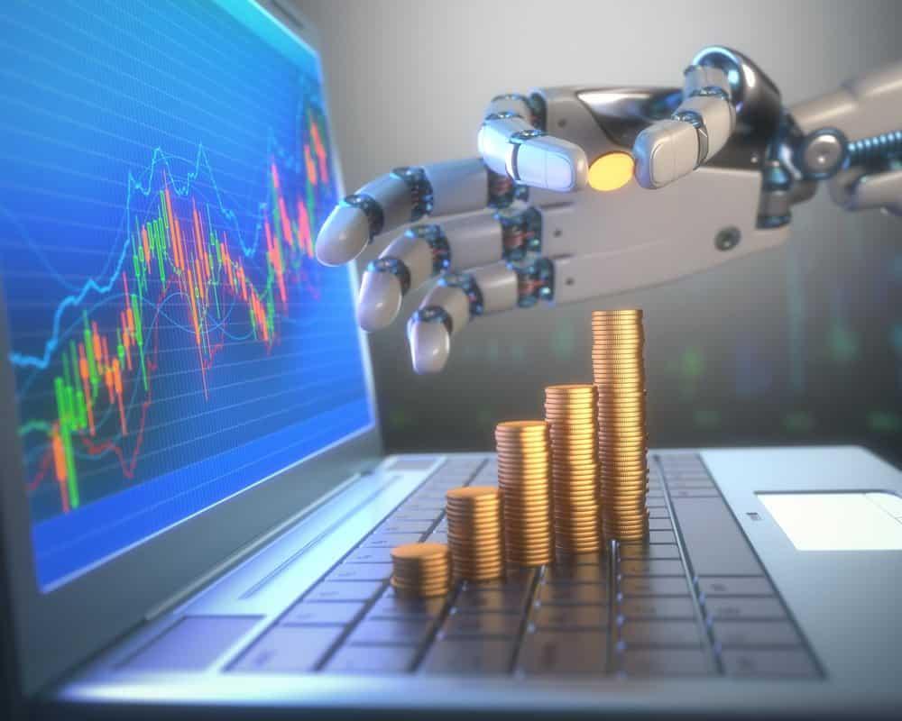 ROBOT forex money